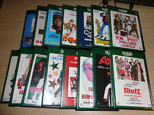 15 DVD ADRIANO CELENTANO COLLECTION IL BURBERO ASSO L´EMIGRANTE RUGANTINO BLUFF
