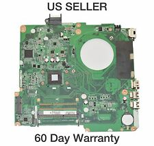 HP 15-F Laptop Motherboard w/ Intel Pentium N3530 2.16GHz CPU 781100-501