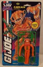 GI Joe Star Brigade Alien Carcass With Bendable Monster Arms Hasbro Vintage MOC