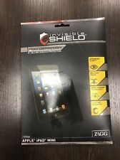 NEW. Invisible Shield for Apple iPad Mini 1, 2, & 3 by ZAGG DRY Full Body #aw1