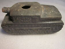 1950's U.S. Army General Grant tank paper mache pressed fiber