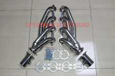 FITS Chevrolet LS1 LS6 LSX LS2 Universal Stainless Shorty Engine Swap Headers