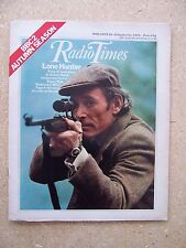 Radio Times/1976/Peter O'Toole/ I Claudius begins/The Water Margin/The Goodies/