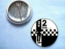 2 Tone  25mm Badge The Specials The Beat Madness The Selecter Special AKA