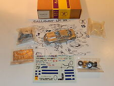 1/43 KIT WHITE METAL AMR CHEVROLET CORVETTE CALLAWAY Le mans 1995