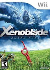 Xenoblade Chronicles Wii Game