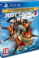 Just Cause 3 (Playstation 4) PS4