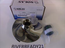 Sea-Doo Seadoo RXP 215 Impeller 2004-2008 Solas SRX-CD-14/19 Instock Ready2Ship