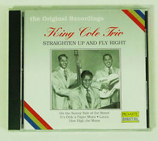 Straighten Up / Fly Right [Vintage Jazz] by Nat King Cole (CD, Pro-Arte Records)