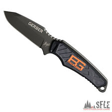 Gerber Bear Grylls ULTRA COMPACT Knife, BG Neck Outdoor-Messer mit Kydex-Holster