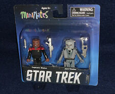 Star Trek Legacy MiniMates CAPTAIN SISKO & JEM' HADAR Action Figure 2 PK
