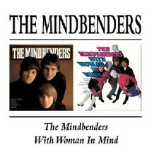 The Mindbenders The Mindbenders/With Woman In Mind 2on1 CD NEW SEALED