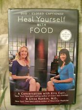 Heal Yourself With Food NEWDVD by Lissa Rankin MD/ Kris Carr(Crazy Sexy Kitchen)