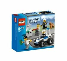 Lego City 7279 Police Minifigure Collection (MISB retired set)
