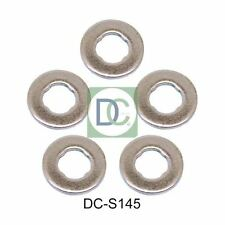 Volvo S40 2.4 D5 Common Rail Diesel Fuel Injector Washers / Seals Pack of 5