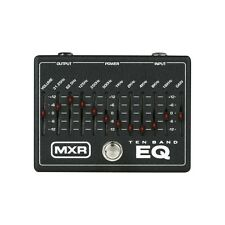 New MXR M108 10-Band Graphic Equalizer EQ Guitar Effects Pedal UK Stock