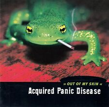 ACQUIRED PANIC DISEASE : OUT OF MY SKIN / CD (HIGH-GAIN RECORDS ) - NEUWERTIG