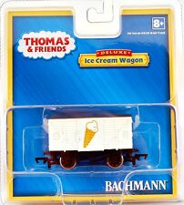 Bachmann HO Scale Train Thomas & Friends Ice Cream Wagon 77021