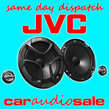 "JVC CS JS600 16CM 6.5"" INCH 300 WATTS 2 WAY COMPONENT SET PAIR CAR DOOR SPEAKERS"