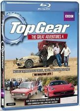 TOP GEAR - The Great Adventures 4 *BRAND NEW BLU-RAY*