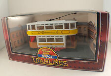 Corgi C992/2 Tramlines Glasgow Corporation Tramway neuf mint inbox