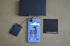 DSQUARED² ARE YOU SERIOUS? TECH IPHONE HOLDER HARD CASE COVER CELL ACCESORIE