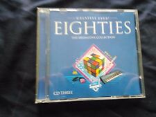The Eighties, The definitive Collection Cd Three, Various Artists  2006 Cd