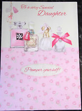 To a Very Special Daughter Birthday Card by Just Write. 18 available.