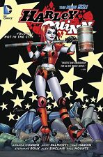 HARLEY QUINN VOL #1 HOT IN THE CITY TPB Amanda Conner DC Comics Collects #0-8 TP