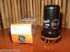 Vintage GE 6SJ7 Stereo Tube Very Strong  Results= 2390  #3662