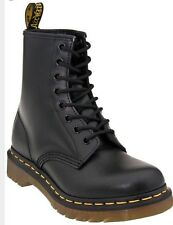 Women's Dr. Doc Martins black combat ankle boots size US 6, EU 37