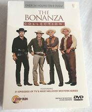 The Bonanza Collection DVD 2008 6-Disc Set New Sealed Michael Landon Dan Blocker