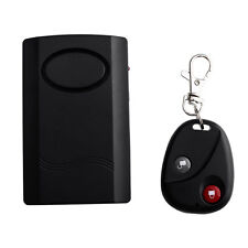New Motorcycle Motorbike Scooter Anti Theft Security Alarm System Black 9V
