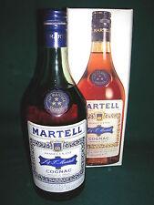 Vintage Cognac Martell ca. 0,7 Liter  aus den 70er-80er Jahren
