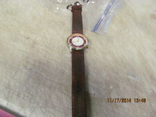 Guess  Ladies  Wristwatch  1987 -- Leather Band