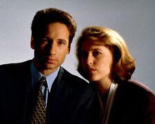 David Duchovny & Gillian Anderson (1682) 8x10 Photo