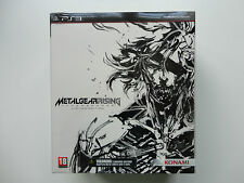 Metal Gear Rising Revengeance Limited Edition [Figurine] - PS3 - New Sealed!