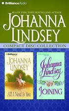 Johanna Lindsey CD Collection 5 : All I Need Is You, Joining by Johanna...