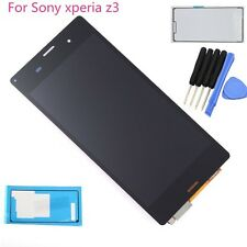 LCD & digitizer screen glass replace for Sony Xperia z3 D6603 D6643 D6653 L55t