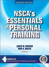 NSCA's Essentials of Personal Training by Jared W. Coburn, Moh H. Malek and...