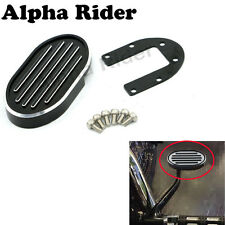Wire Cut Grille Brake Pedal Cover For Harley Sportster 1200 883 Custom Nightster