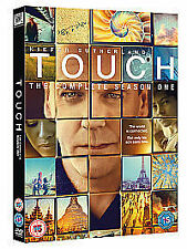 Touch - SERIES 1 SEASON ONE Complete 2013 DVD 3 DISC BOXSET - FAST POST