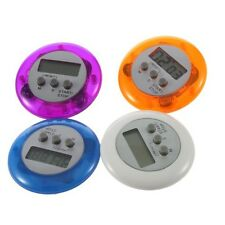 Mini LCD Digital Cooking Kitchen Countdown Timer Alarm Warning Cooking Time