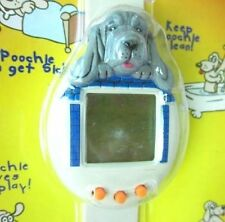 *NEW NELSONIC WRIST GAME WATCH POOCHIE PUPPY VIRTUAL CYBER PET DOG ELECTRONIC #6