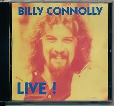 Live - Billy Connolly 11 track (rajon) cd