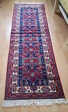 Teppich Fein Orient Orientalisch Perserteppich ? 215 x 69 cm TOP carpet Oriental