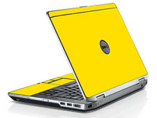 LidStyles YELLOW Vinyl Decal Laptop Skin Fits Dell Latitude E6430