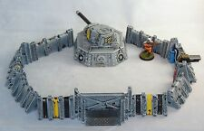 NEW 28mm scale wargames turret compound sci fi