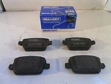 Volvo S80 V70 Rear Brake Pads Set 2006-Onwards GENUINE BRAKEFIT
