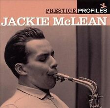 NEW - Prestige Profiles [2 CD] by Jackie McLean